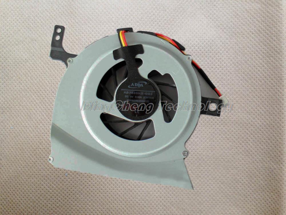 HOLYTIME PARA Toshiba L600-83R L600-61B L600-71B L600-7 L600-21L L600-01B L600-59R L600-57B L600-58W New CPU ventilador de Refrigeração Do Radiador