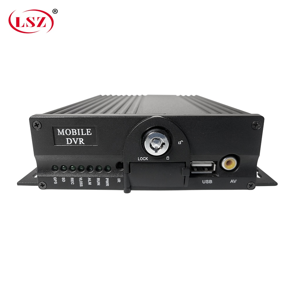 LSZ fábrica vendas diretas coaxial HD 4 canais ahd 720p megapixel 4g gps wifi mdvr ônibus escolar/ agrícola locomotiva/trem/ônibus