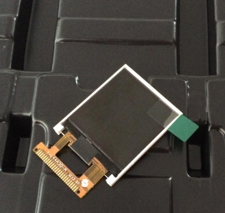 Tela LCD TFT de 1.44 polegada RM68110 25pin porta paralela 8bit 128*128 exibição