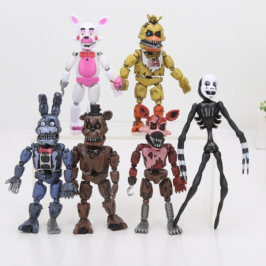Five Nights At Freddy's Fight's Five Nights, ПВХ экшн-игрушка