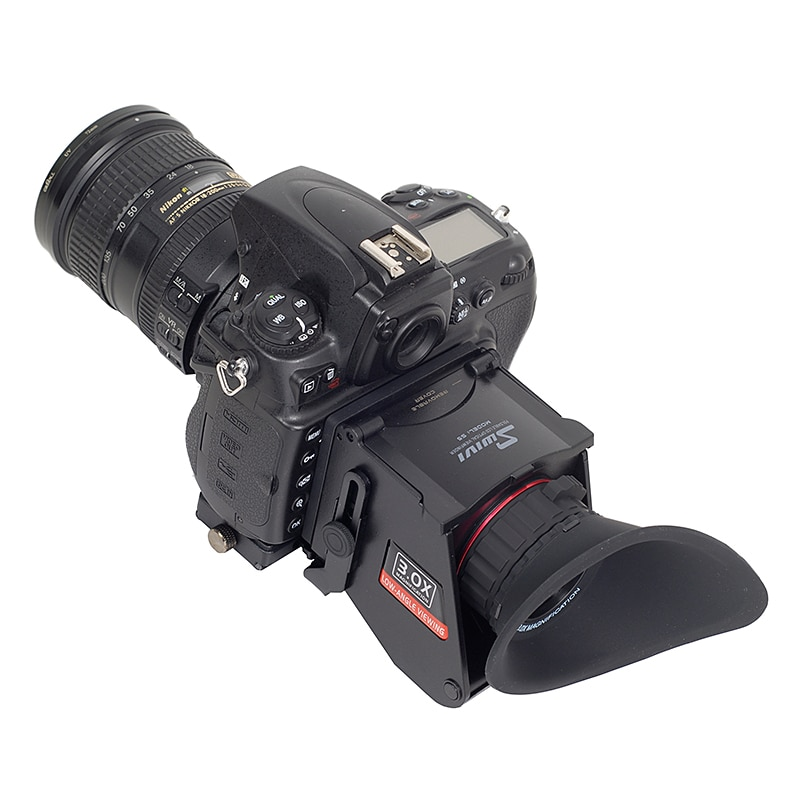GGS Swivi S5 عدسة الكاميرا مع 3