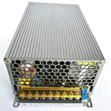 Alimentation électrique de commutation 24V   Transformateur de pilotes 62.5A 1500W, 110V/220V AC à DC24V SMPS pour bande Led, circuits imprimés CCTV, moteur Stepper
