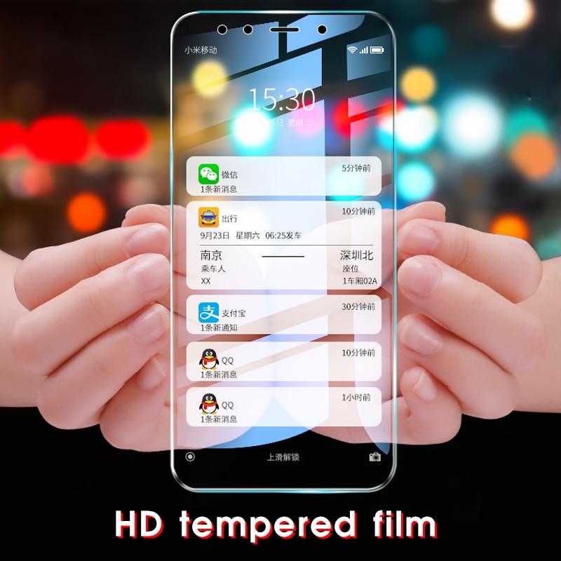 Полное покрытие экрана протектор для Xiaomi MI Play 6 5 X A1 6X 5X A2 Mix 2 2S Max 3 Mix2S Mix2 Max3 Mix3 защитное стекло