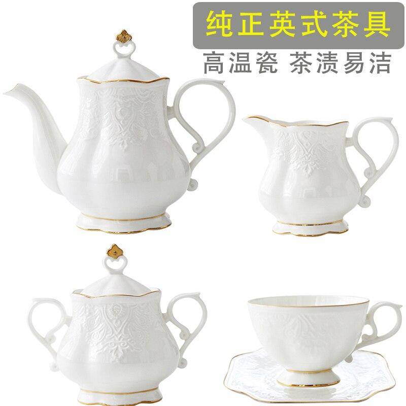 طقم شاي بعد الظهر كونتيننتال إنجليزي ، طقم شاي أسود ، طقم فناجين قهوة ، طقم قهوة فاخر صغير أوروبي ، زينة زفاف