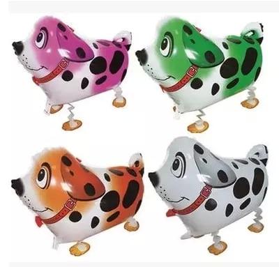 شحن مجاني 50 قطعة تشكيلة تصميم المشي الحيوانات الأليفة بالون الهجين نماذج من الحيوان بالونات الأطفال حزب اللعب هدية عيد ميلاد