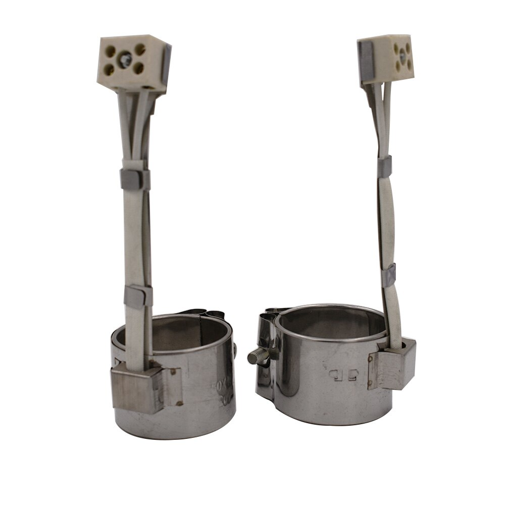 4 шт./лот слюда ленточный нагреватель 220 В 25x2 5 мм/25x3 0 мм/25x3 5 мм/25x40 мм нержавеющий элемент для пластиковой машины для инъекций