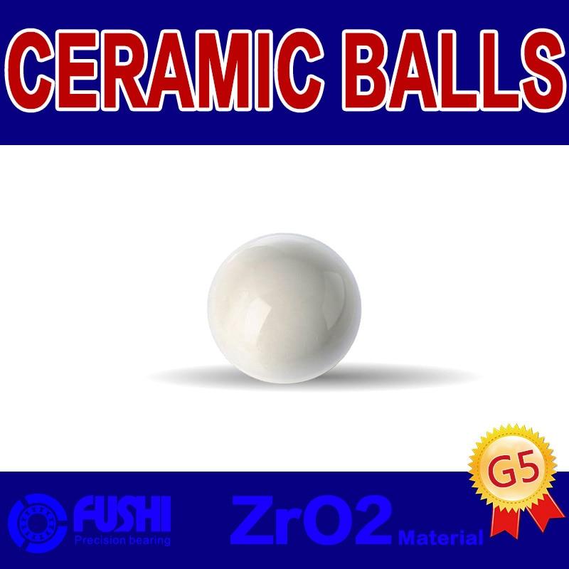 ZrO2 Ceramic balls 0.8 1 1.2 1.588 1.984 2 2.381 2.5 2.778 ( 10 PC) Zirconium Dioxide G5 Precision Ball