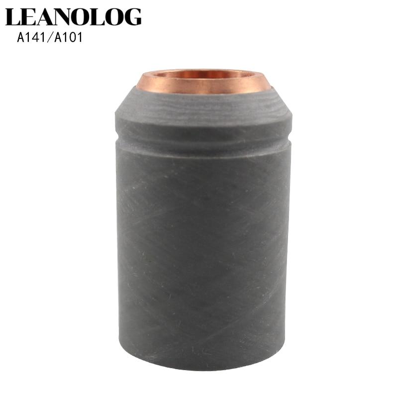 Неоригинальные A141 A101 плазменный резак фонарь расходные материалы 1 шт Набор для резки защитное сопло PC0101