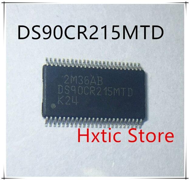 Nuevo 10 unids/lote DS90CR215MTD DS90CR215 TSSOP48