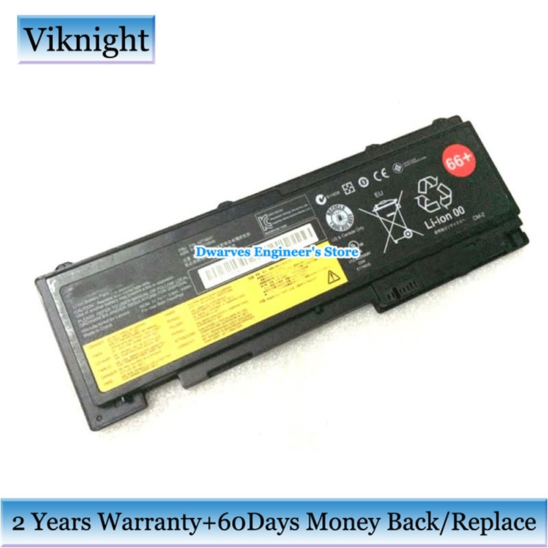 Genuino T430S batería para Lenovo ThinkPad T420S T430S 42T4847 42T4846 42T4845 42T4844 45N1037 45N1038 45N1039 45N10 11,1 V 44Wh