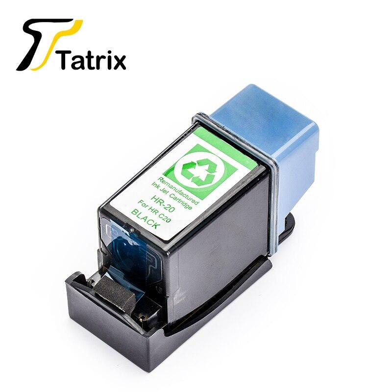 Tatrix para HP20 C6614D cartucho de tinta para HP DeskJet serie 610C 610CL 612C 640C 656C 630C 632C