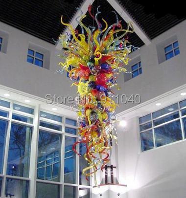 Envío Gratis, lámpara Led de cristal, candelabro de cristal para hotel