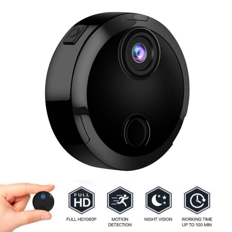 Câmera hd wifi hdq15 mini 32gb/64gb 1080p rede ip hd completo micro filmadora de visão noturna infravermelha micro filmadora 160 graus