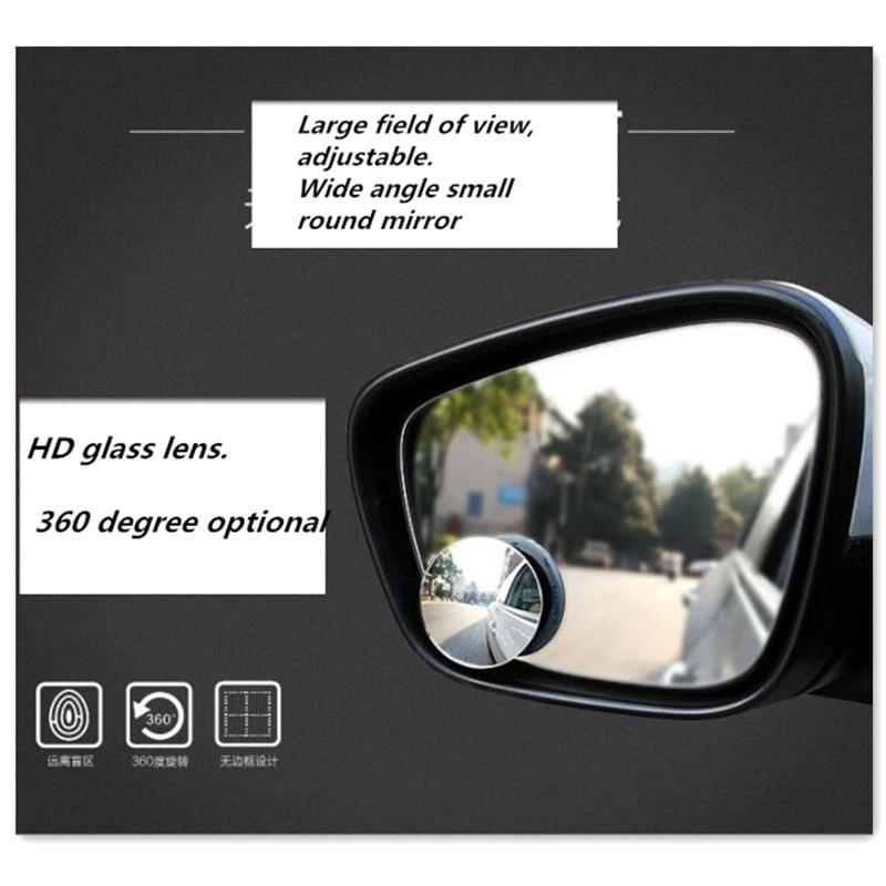 NEW HOT Car blind spot mirror fo solaris 2017 for suzuki sx4 x-trail t31 for ford focus honda civic 2006-2011 polo volkswagen