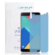 LENSUN al por mayor Nano protectora móvil de la película para Samsung Galaxy A9 Protector de pantalla
