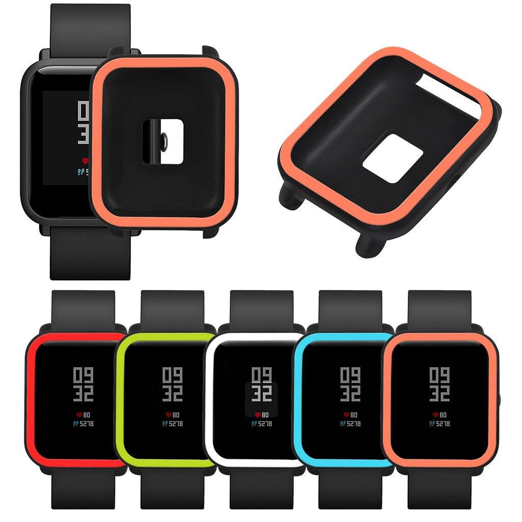 Funda protectora blanda para relojes Xiaomi, Huami, Amazfit y Bip, Youth Watch 522 +
