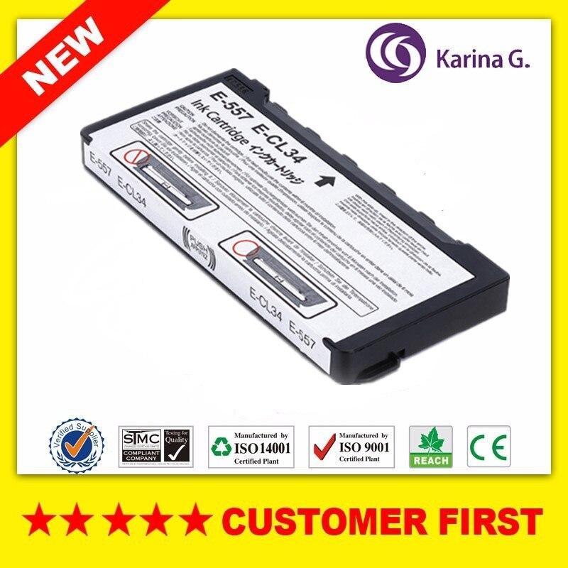 Cartucho de tinta Compatible 557 para T557 T0557 E557 Compatible con Epson PM 500