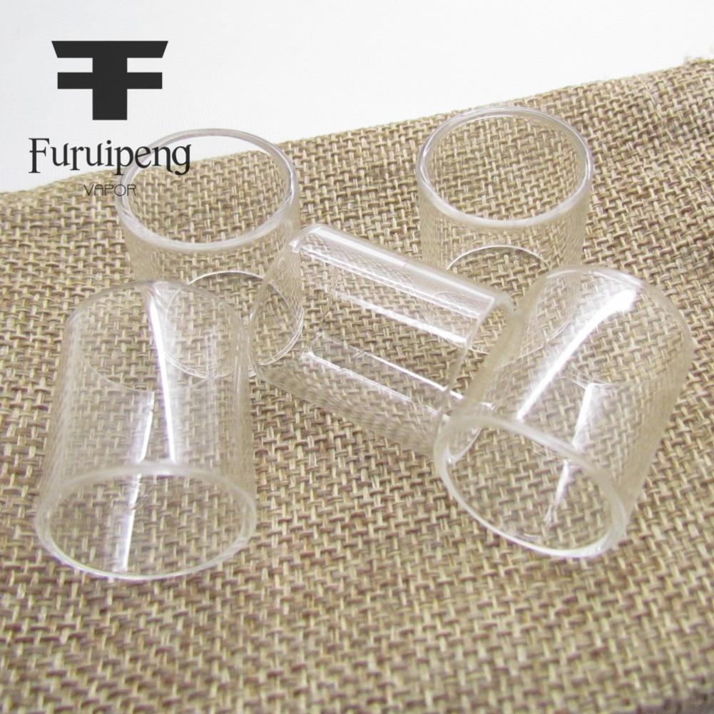 Furuipeng трубка для Tobeco Mini Super Tank Kit атомайзер сменная стеклянная трубка Pyrex упаковка из 5