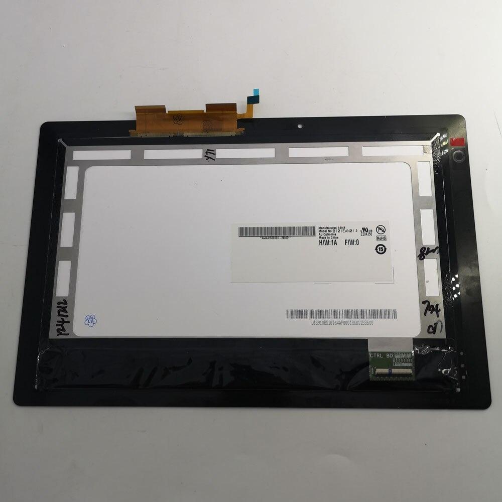 "10,1 ""para Acer Switch 10E SW3-013/016 panel de pantalla LCD Monitor de pantalla Digitalizador de pantalla táctil montaje de vidrio"
