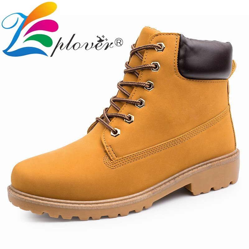 2021 Men Leather Boots Winter Safety Shoes Men Timber Land Shoes Botas Hombre Classic Lace Up Ankle Boots For Men Work Snow Shoe