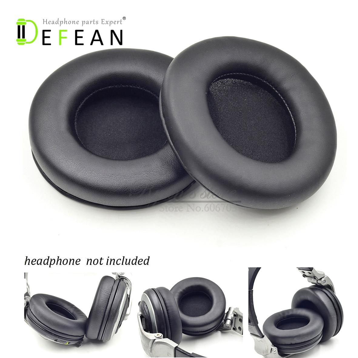 Высококачественные амбушюры Defean, подушечки для наушников Pioneer HDJ1000 HDJ1500 HDJ2000 HDJ 2000 1000 1500 DJ, наушники