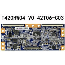 Gratis verzending Goede test T-CON board voor L42F19FBE T420HW04 V0 CTRL BD 42T06-C03 screen LT42720F