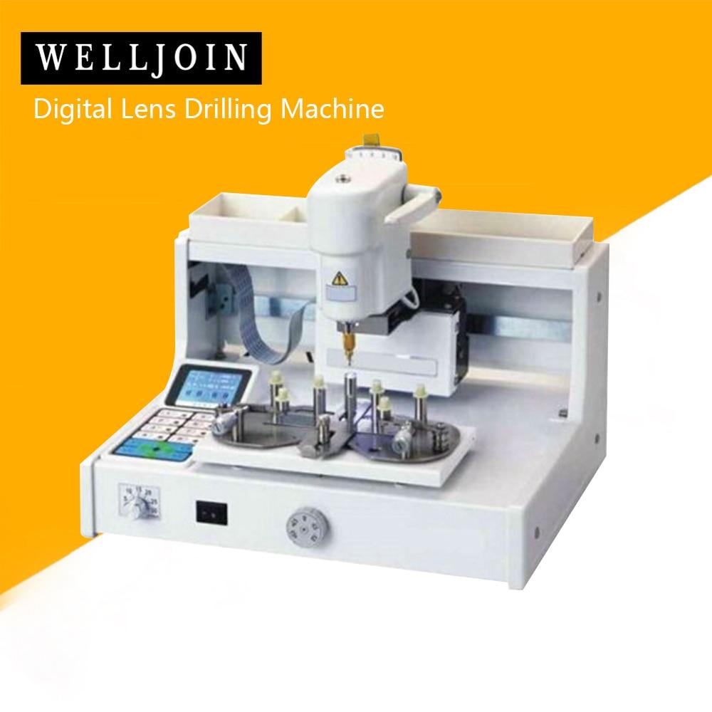 Taladradora Digital de lente óptica oftálmica nueva 3G