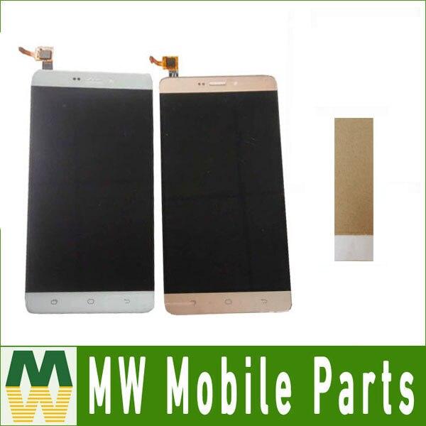 100% Testado Para Hisense E76 Infinito Elegância 1 Display LCD + Touch Screen Digitador Assembléia Branco Cor do Ouro Com T