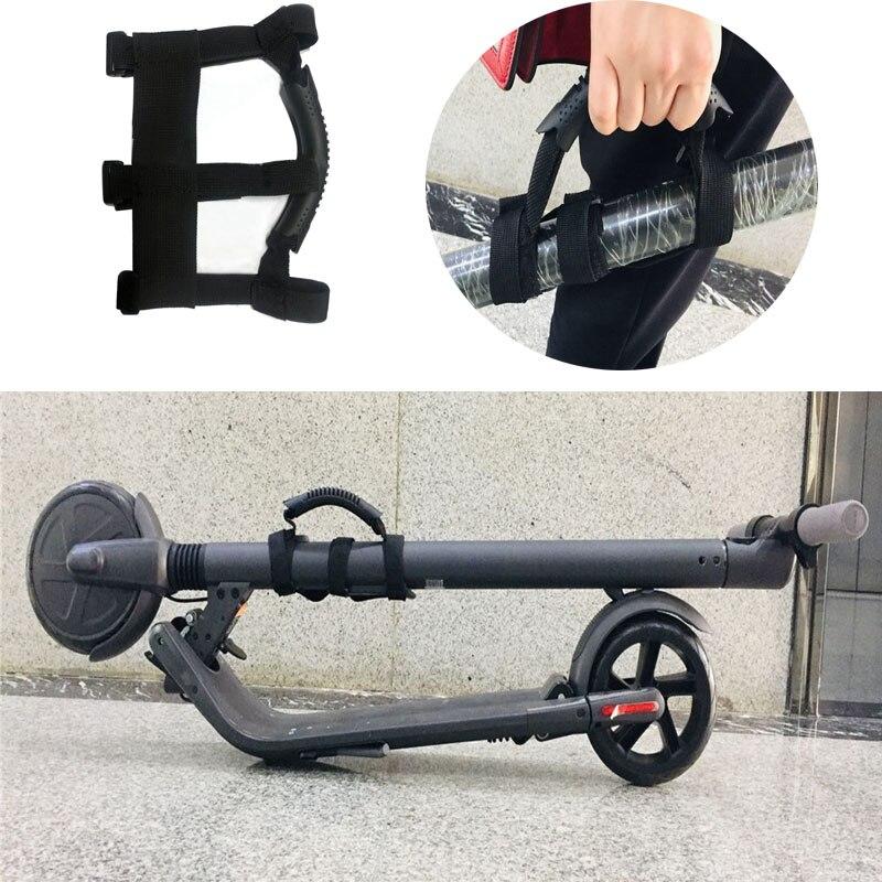 Correa de vendaje de mano de ahorro de trabajo para Ninebot Segway ES series ES1 ES2 ES3 ES4 M365 correa de correas de mango de Scooter