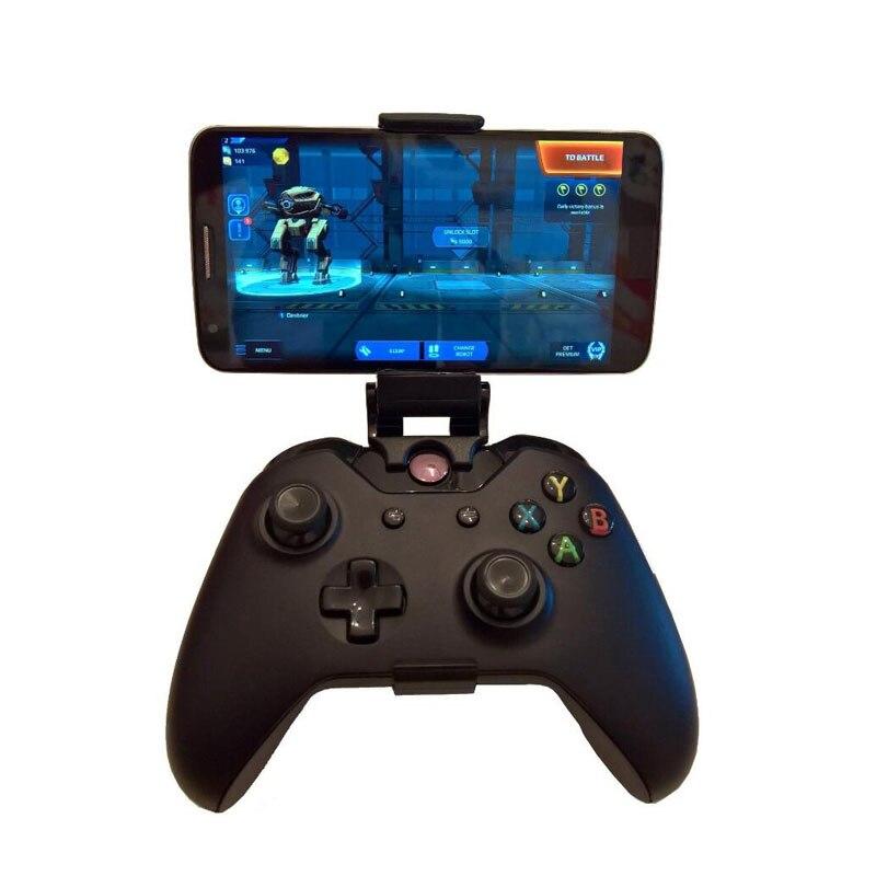 Подставка для крепления телефона для Xbox ONE S/Slim Ones контроллер для Steelseries Nimbus геймпад iphone X Samsung S9 S8 зажим держатель