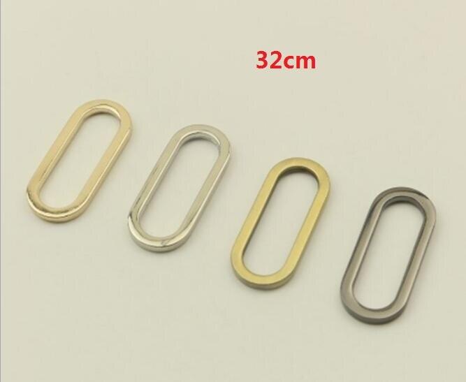 Lote a Fábrica por Atacado Bolsas e Bolsas com Links para Ajustar o Diâmetro Interno da Fivela Acessórios de Metal Peças 10 – 32 cm