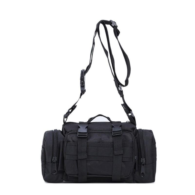 Oversize Military Tactical Pockets Waist Chest Shoulder Bag Outdoor Camo Camping Hiking Bike Trekking Sport Army Travel handbag