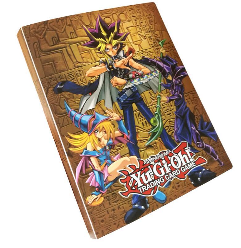 Yu-Gi-Oh Новая модная коллекция карт для Yu Gi специальная карточная книга oh 112 коллекция игровых карт yugioh GameBook