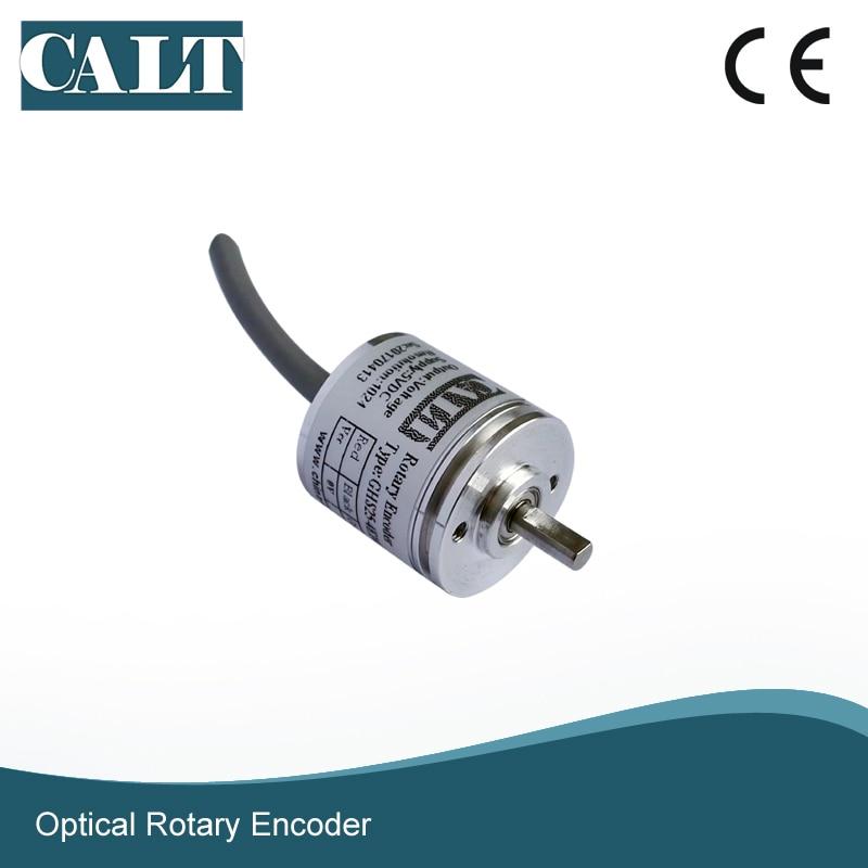 CALT GHS30-5E1024BMP526 1024 P/R empuje un B Z codificador rotatorio Incremental similares BDK 16.24K1024-L5-4