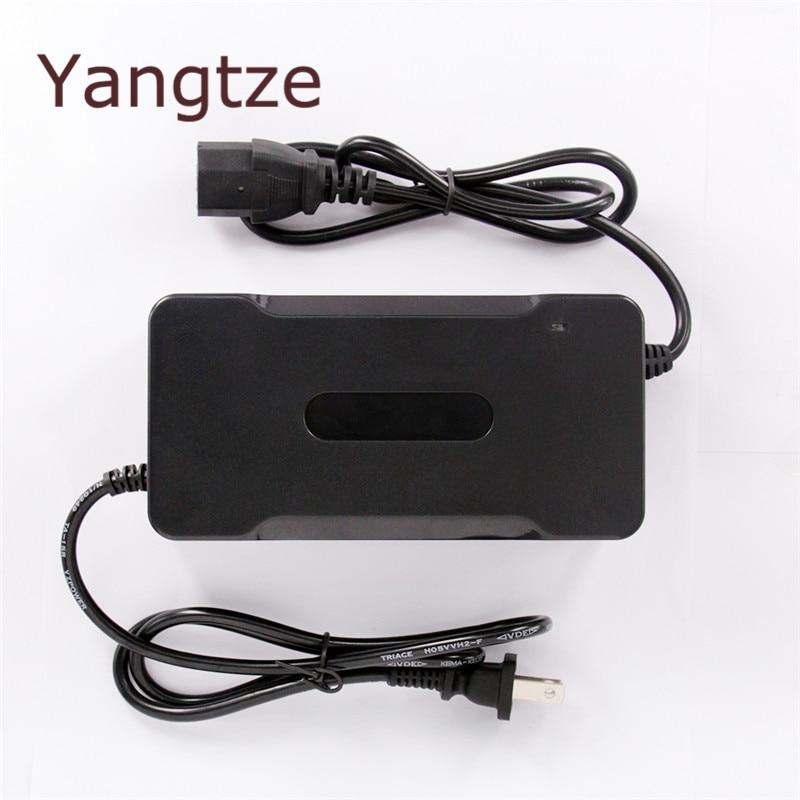 Yangtze 63 V 3A chargeur de batterie pour 55.5 V batterie au lithium électrique vélo électrique outil électrique