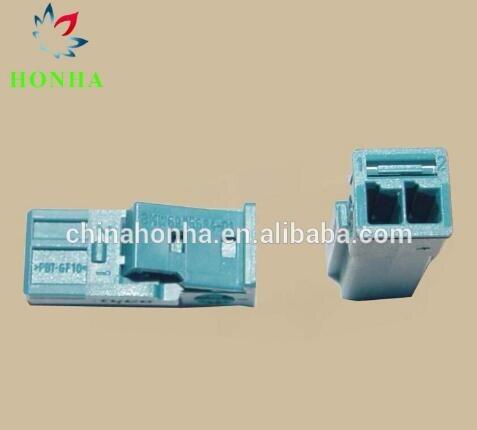 Frete grátis 10/20/50/100 peças/lotes 2 pinos/maneiras conector automático e terminal 9-1452577-1