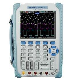 Hantek DSO1102BV osciloscopio de mano/multímetro 1GSa ancho de banda 100 MHz/s Frecuencia de muestreo 1M Profundidad de memoria