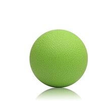 Handball Trigger Point Relax Muscle Peanut Massage Fascia Hockey Balls 6.5cm Massage Fitness Balls Crossfit Fitness Relieve Gym