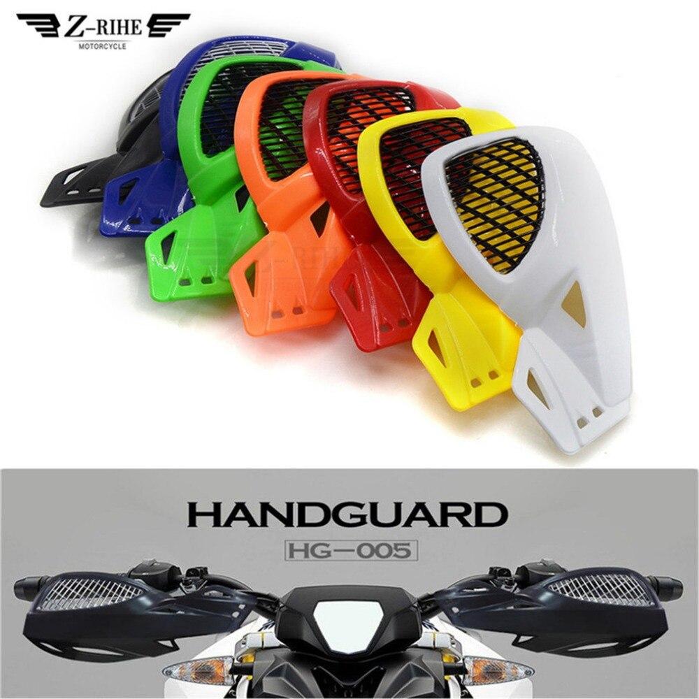 Protector de manillar Universal para motocicleta de 22mm para Kawasaki DTRACKER125 KLX150S KLX250, DTRACKER KDX125250