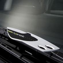Hypersonic-balai dessuie-glace de pare-brise   En argent, aile dessuie-glace de pare-brise, Spoiler dessuie-glace, pressificateur dessuie-glace de pare-brise
