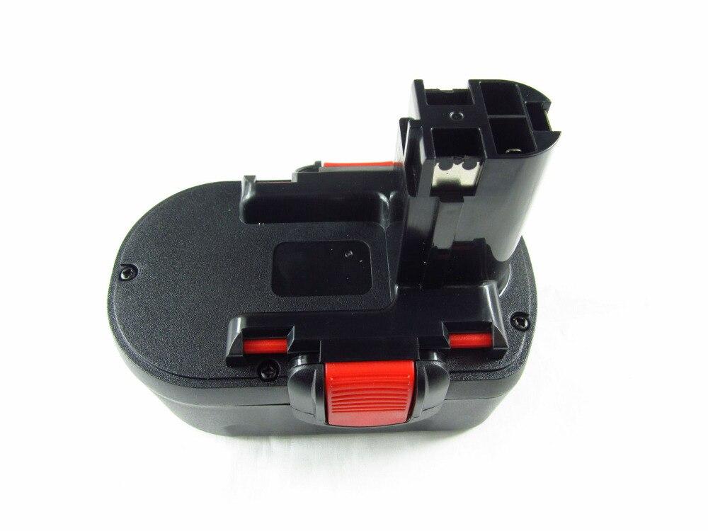 Для Bosch 18 V 3000mAh BAT025 аккумуляторная батарея Abakoo Ni-MH электроинструменты Bateria для дрели GSB 18 VE-2, PSR 18VE, BAT026