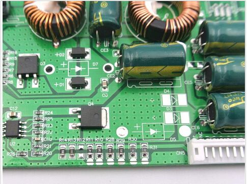 2pcs/lot 26inch-55inch LED TV Constant current board ,LED universal inverter, backlight driver