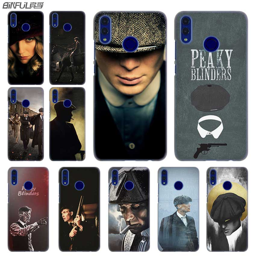De moda de lujo teléfono cose para Huawei Honor 10i 8 8X 9X 10 Lite 4C 5X 6 6X 6C 30 20 Pro 7X Peaky Blinders