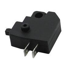 Luz de freio dianteiro interruptor parar luzes lâmpadas alavanca para kawasaki w650 z750s z1000 zrx1100 zrx1200 zrx1200r zzr600 zzr1200