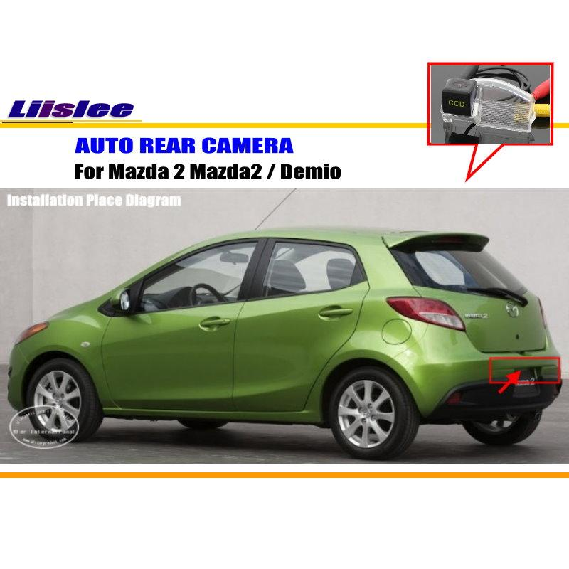 for for toyota prius 2012 2013 2014 smart tracks chip camera hd ccd intelligent dynamic parking car rear view camera Car License Plate Light Camera Rear View Camera For Mazda 2 Mazda2 Demio 2007~2012 2013 2014 HD CCD Reverse Camera