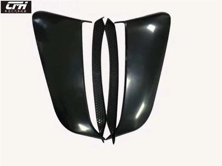 Adecuado para ford mustang 15-18 MP Concepts después de las dos generaciones, la placa de la hoja es ancha y el cuerpo está decorado con aire exterior