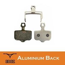 EOOZ 10 paires de plaquettes de frein à disque arrière en alliage daluminium pour vélo léger pour Avid Elixir R/CR/CR-MAG/E1/3/5/7/9 Sram X0 XX