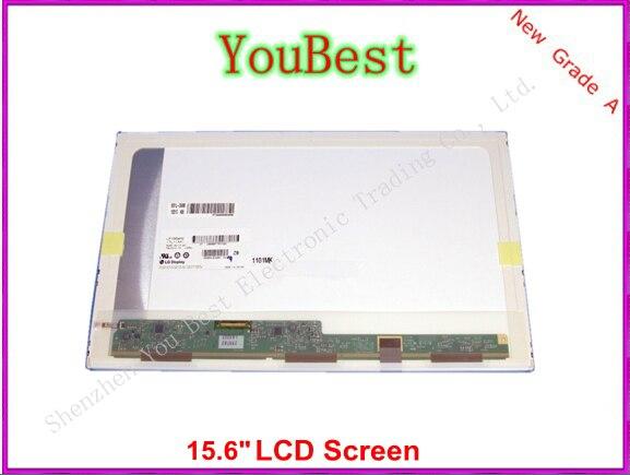 "15.6 ""Laptop Tela LED LCD Para Medion E6215 Akoya E6214 (Não Fina) LTN156AT02 LP156WH2"