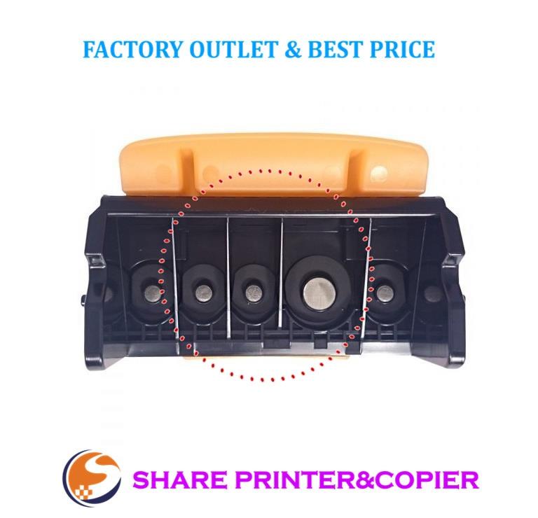 QY6-0080 printhead original Print head for Canon iP4820 iP4850 iX6520 iX6550 MX715 MX885 MG5220 MG5250 MG5320 MG5350