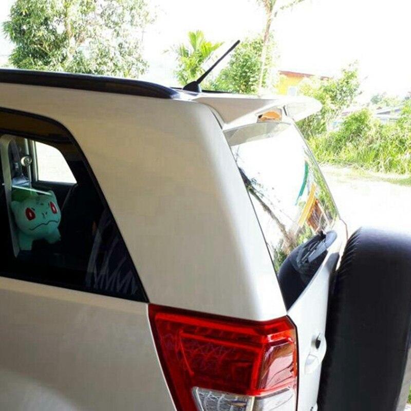 Alerón trasero de coche para Suzuki Vitara, alerón trasero de Material ABS con imprimación de Color, alerón trasero para Suzuki Grand Vitara 2009-2013